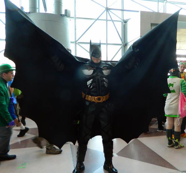 batman cosplay