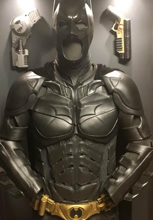 batman suit replica