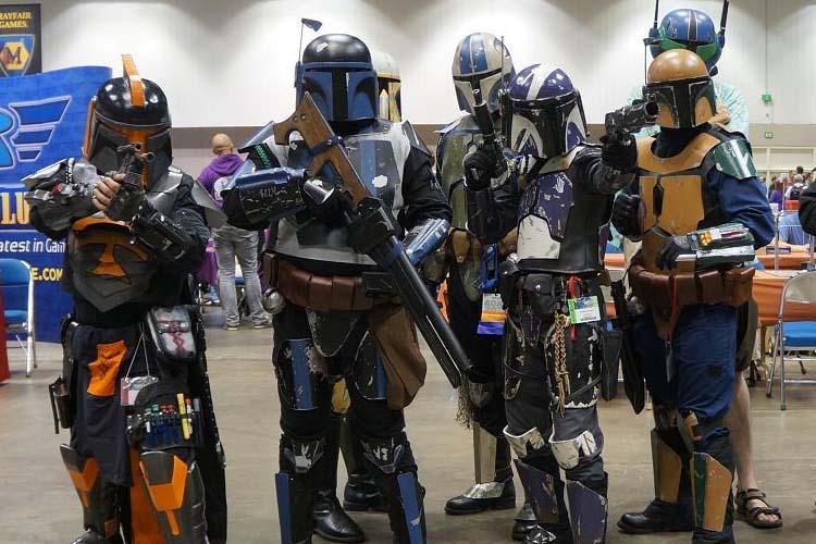 Mandalorian Cosplay Armor